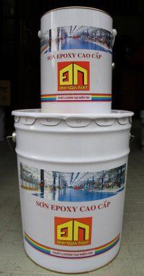 Sơn epoxy kim loại Đinh Ngân