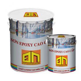 Sơn epoxy cho kim loại