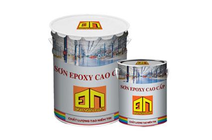 Sơn Alkyd 1 thành phần cho kim loại