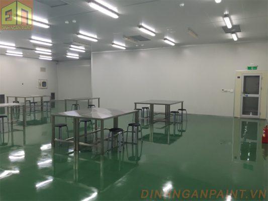 Sơn epoxy xưởng sản xuất son môi