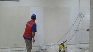 sơn tường epoxy