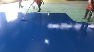 Thi công sơn epoxy tại tphcm
