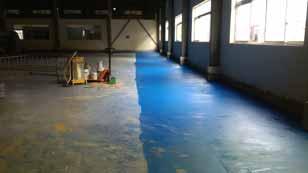 cải tạo sàn epoxy cho nhà xưởng
