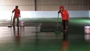 sơn nền epoxy tại Biên Hòa