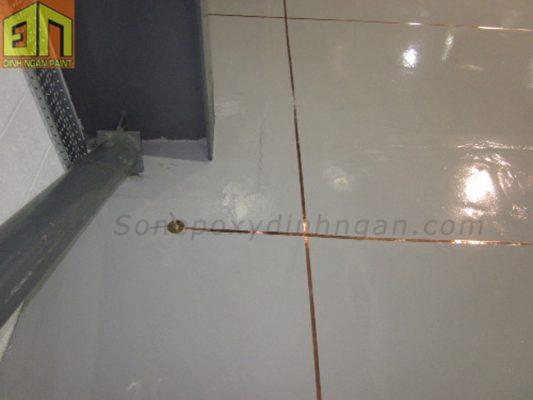 Sơn epoxy chống tĩnh điện